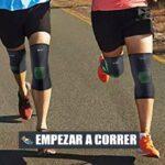 rodillera para correr