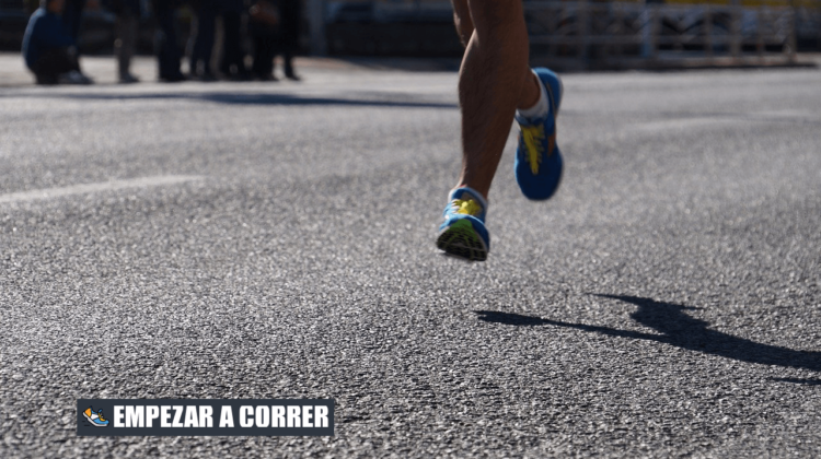 tecnica para correr
